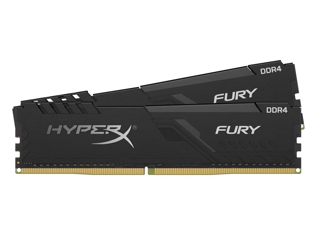 16 Go de DDR4 HyperX Fury à 2 666 MHz CL16 : 48,99 euros #BlackFriday