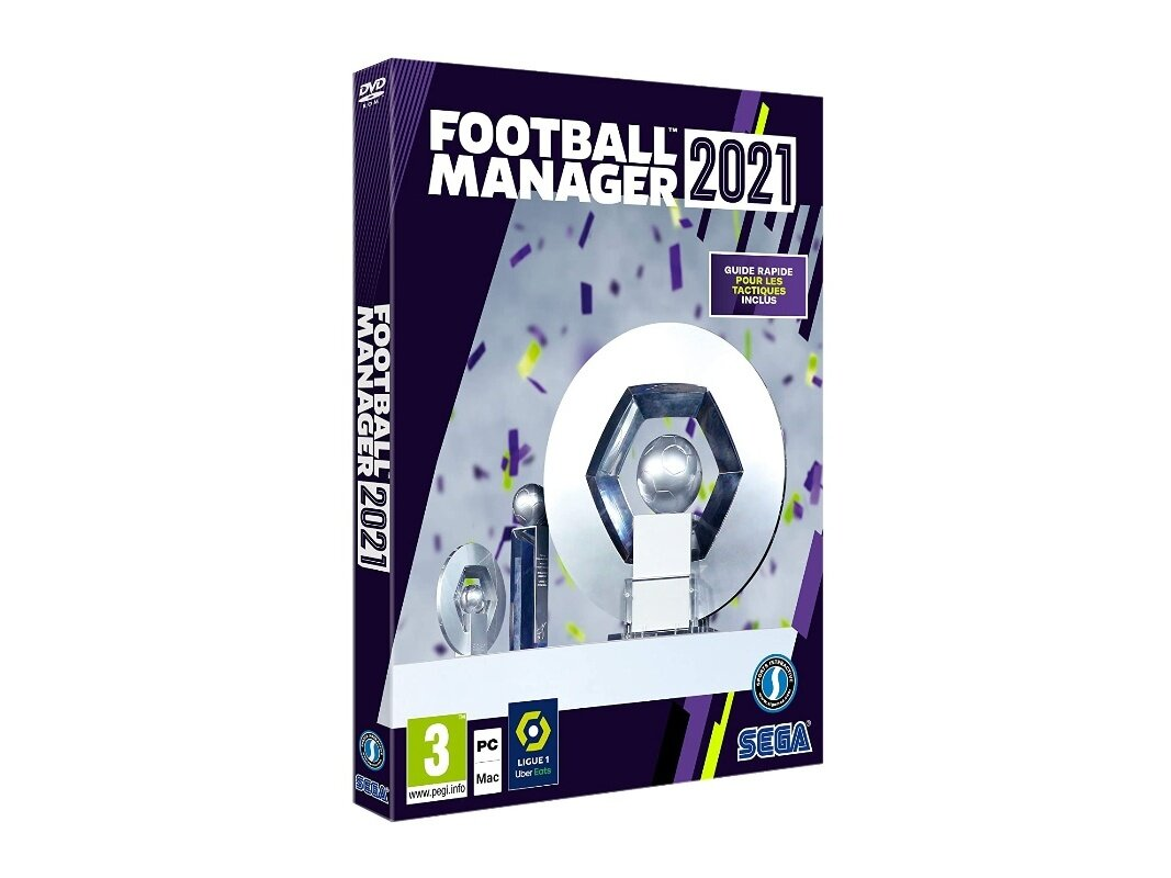 Jeu PC Football Manager 2021 à 29,99 euros