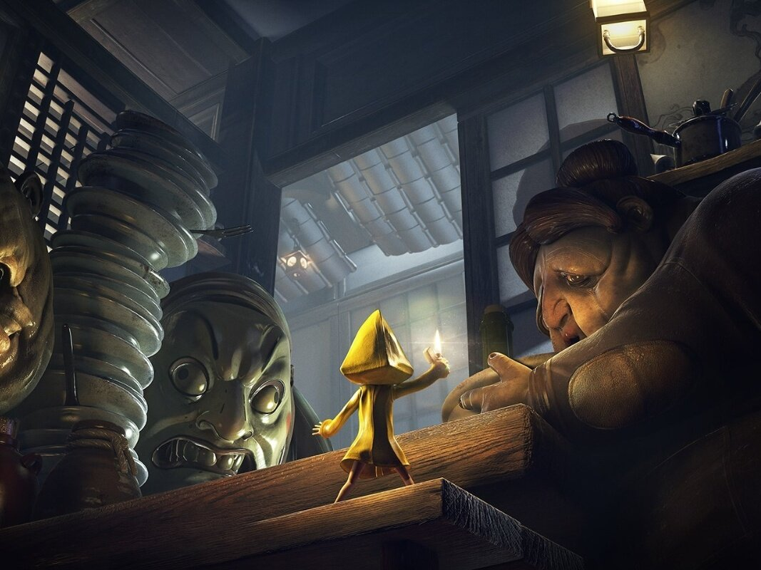 Jeu PC Little Nightmares offert par Bandaï Namco