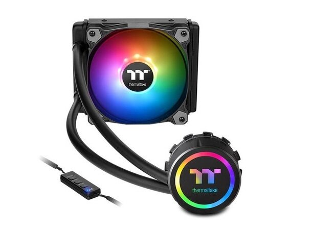 Watercooling CPU Thermaltake Water 3.0 120 ARGB pour 69,99 euros #soldes