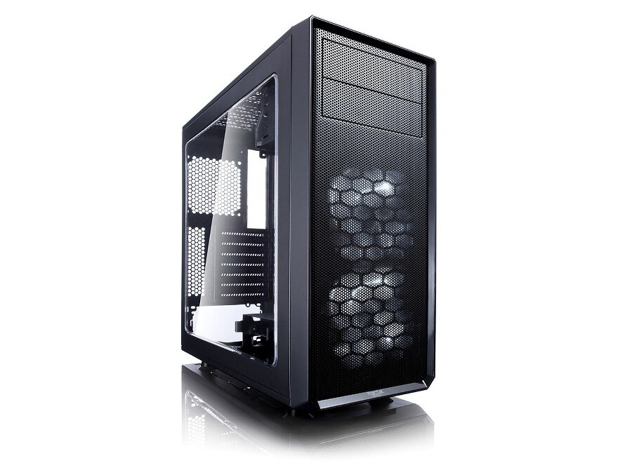 Boîtier ATX Fractal Design Focus G Black Window à 44,99 €