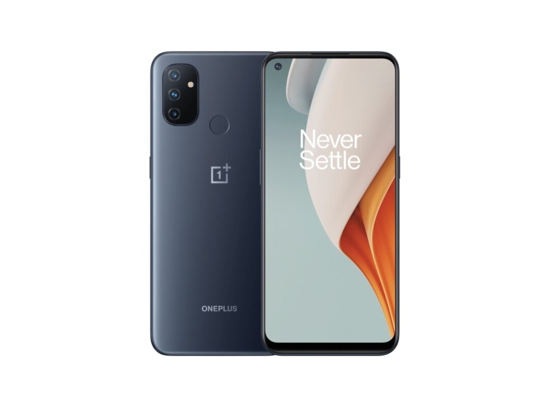 "Smartphone 6,52"" OnePlus Nord N100 (Snapdragon 460, 4 Go, 64 Go) à 179 euros"