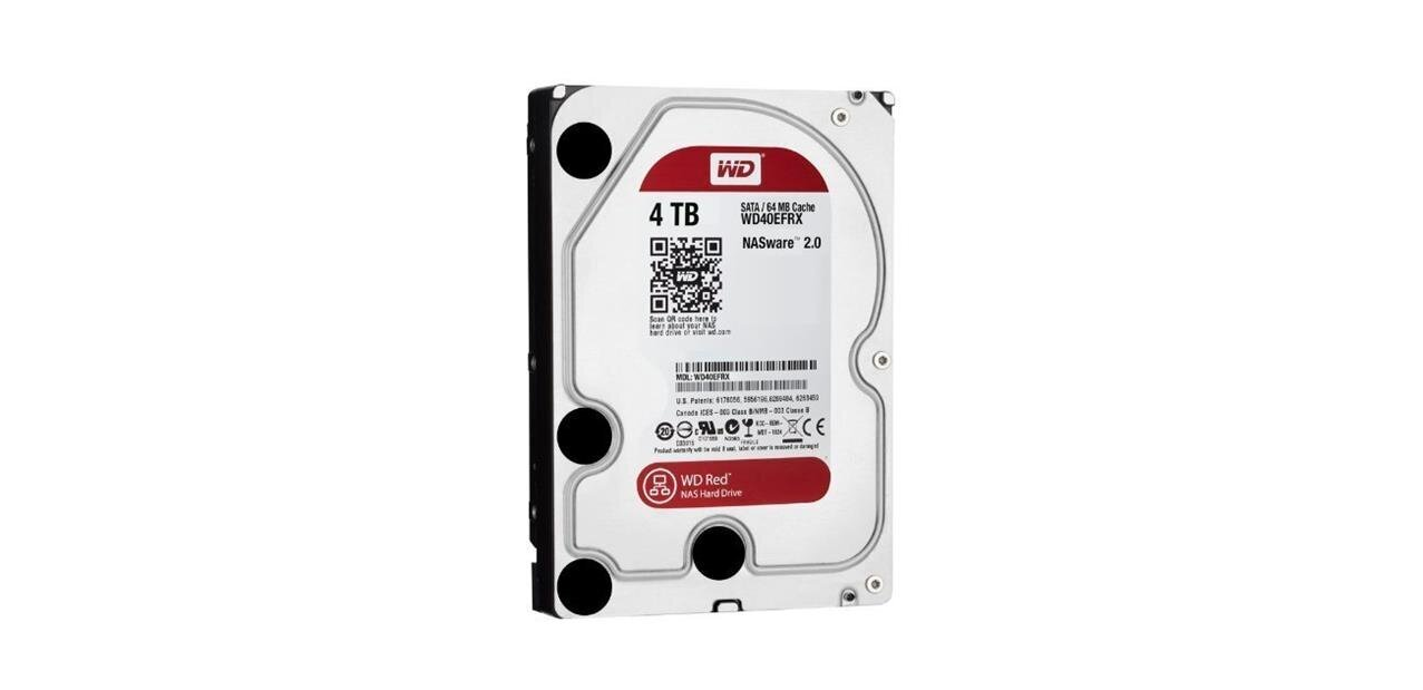Disque dur WD RED de 6 To : 187,99 euros