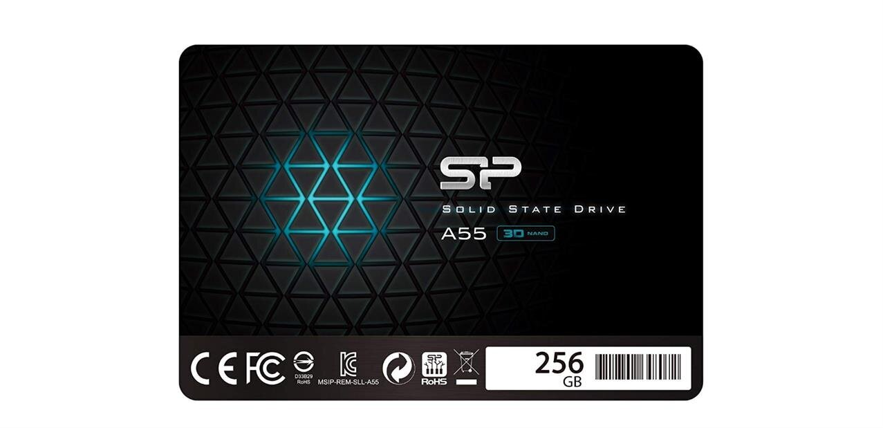 Un SSD Silicon Power de 256 Go pour 30,99 euros