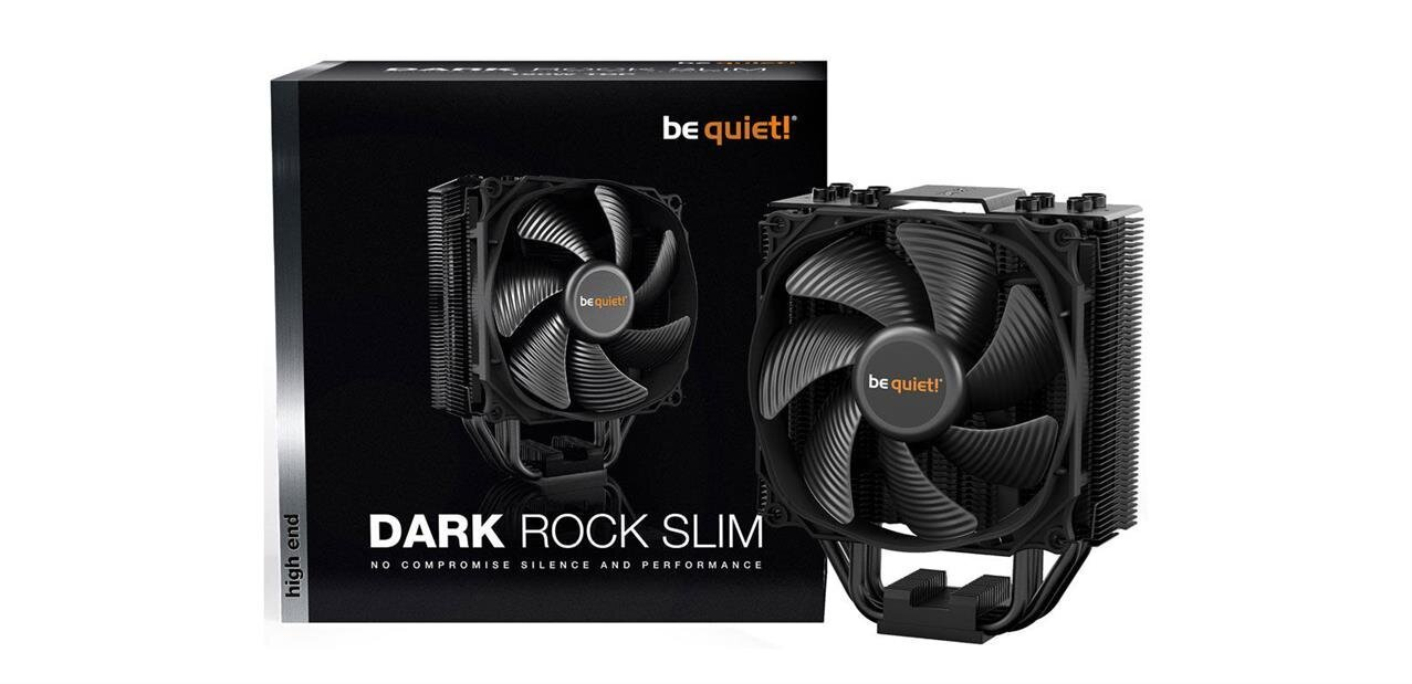 Ventirad Be Quiet! Dark Rock Slim à 49,90 €