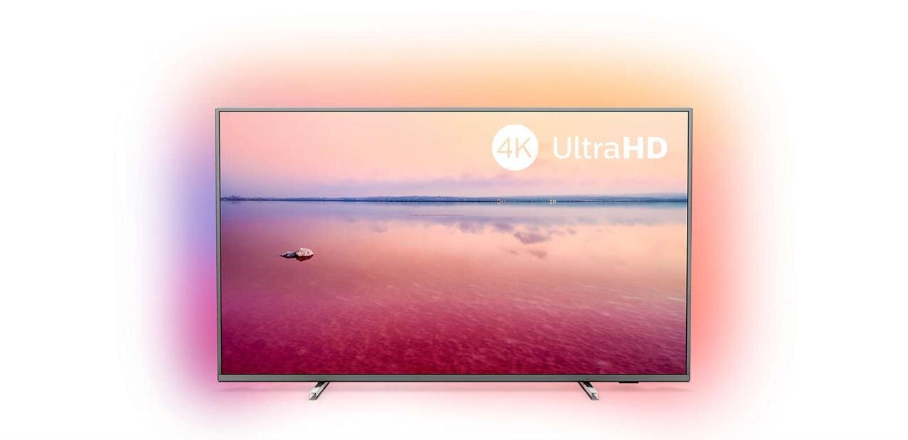 "Smart TV 50"" 4K UHD Philips Ambilight (HDR) : 399 euros"
