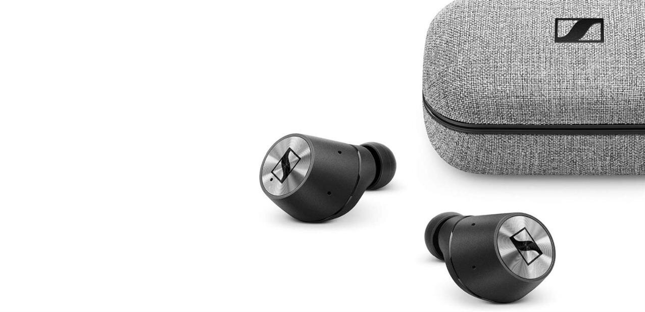 Écouteurs bluetooth Sennheiser  Momentum True Wireless à 169,99 euros