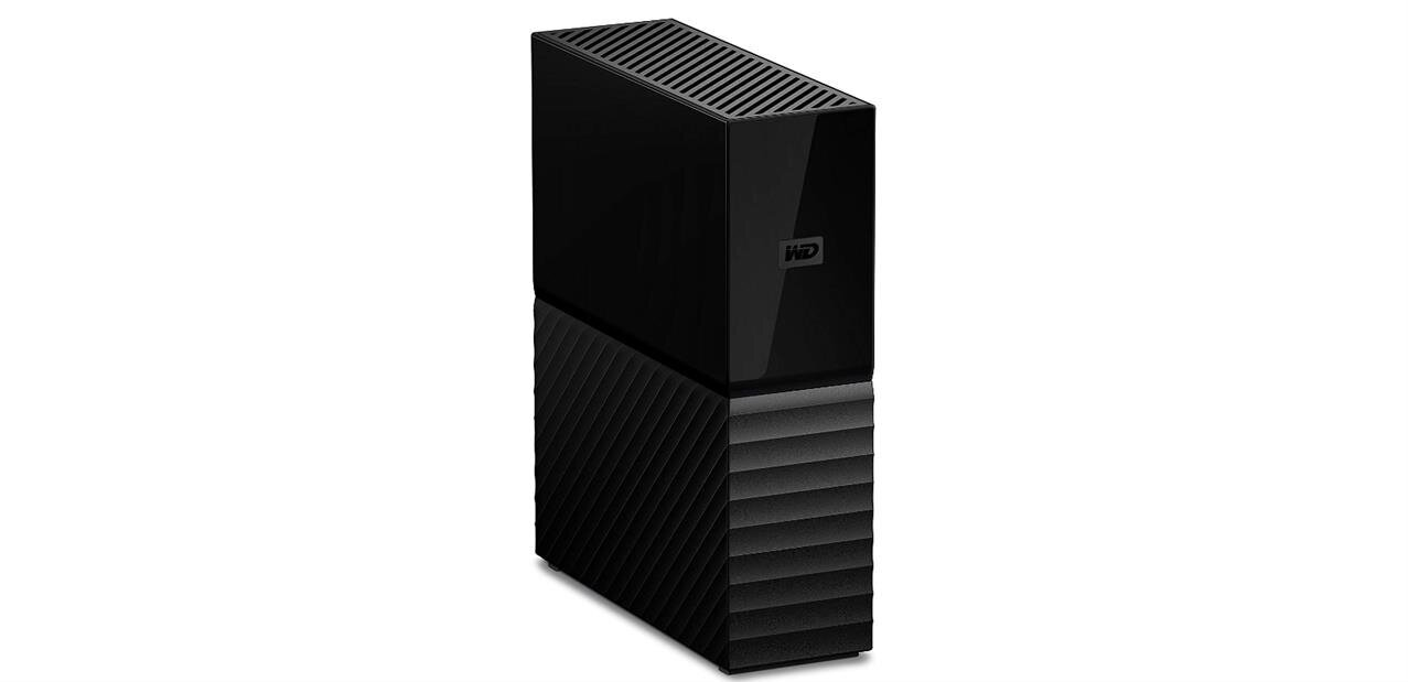 Disque dur externe WD My Book de 3 To à 84,99 euros