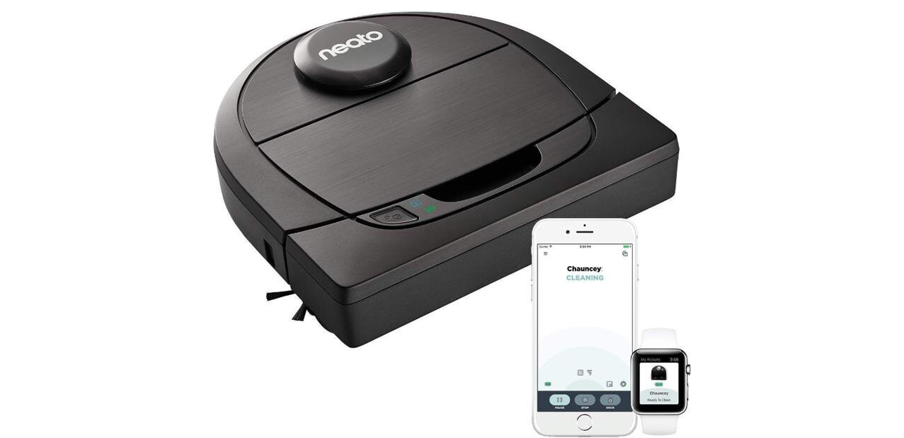 Aspirateur robot Neato D6 Connected à 369,99 euros